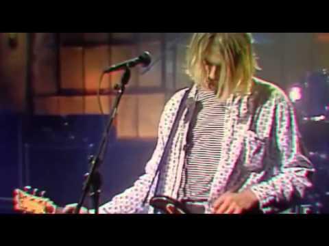"""""""Heart Shaped Box (Saturday Night Live 1992)nirvana"""