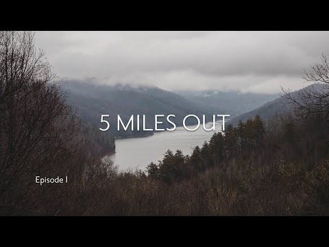 5 MILES OUT | Backcountry Fly Fishing Trip | Ep. 1