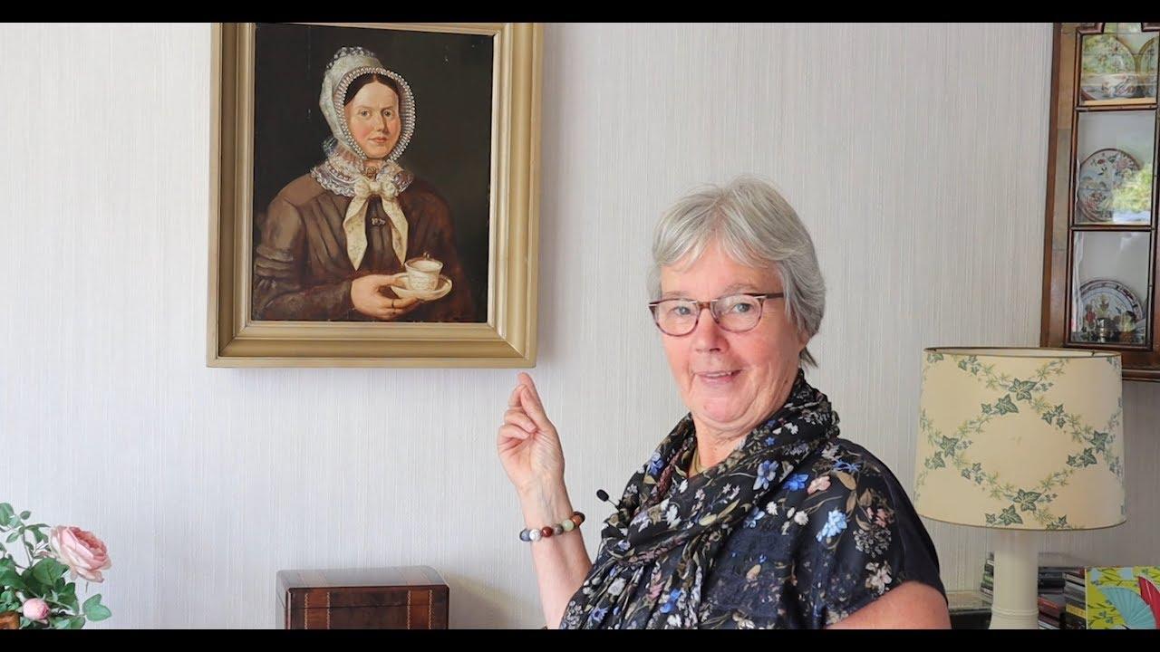 Still uit de video 'Naar wie gaat jouw antieke schilderij?'