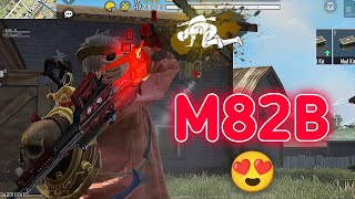 BEST GRANDMASTER GAMEPLAY 6700+ RANK POINTS || FEAR OF M82B🔥!!!!!
