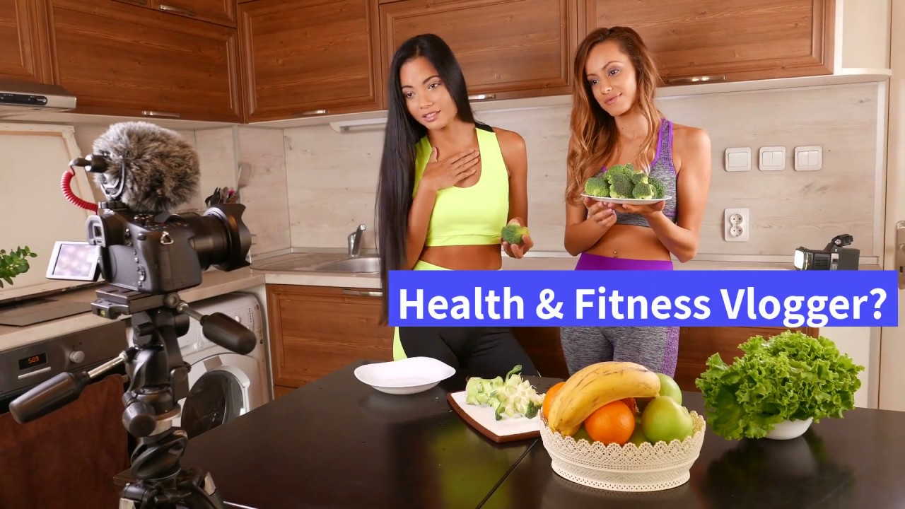Health and Fitness Vlogger? Learn How to Grow on YouTube Using FLIVE.