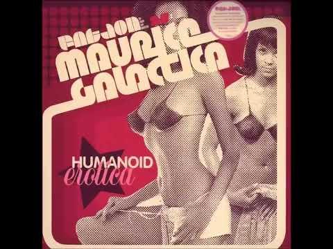 Fat Jon - Humanoid Erotica [Full Album]