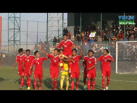 Nepal Vs Philippines 0 - 0 | Match Highlights AFC Asian Cup 2019 qualifiers