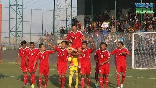Nepal Vs Philippines 0 - 0   Match Highlights AFC Asian Cup 2019 qualifiers