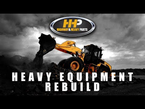 Construction Equipment Engine Rebuild, Machinery Rebuild With Overhaul & In-Frame Rebuild Kits