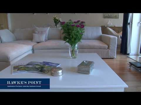 Hawkes Point - Luxury holiday let apartments, St Ives, Cornwall