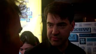SXSW - Ron Livingston - Drinking Buddies interview