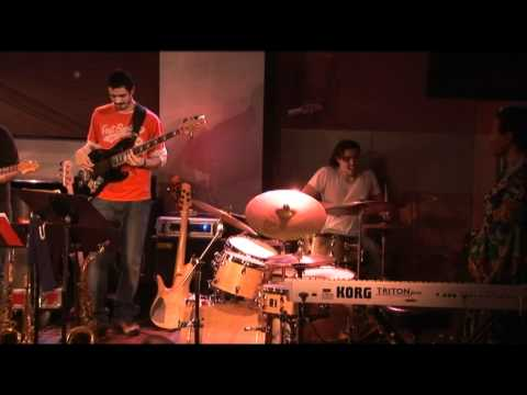 Jaco Pastorius Tribute with Felix and Julius Pastorius at the Iridium , NY. 2009 Part 2