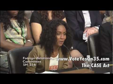 Senate Foreign Relations Committee Hearing on Human Trafficking