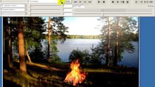 Урок 18 Анимация горящего костра в BluffTitler