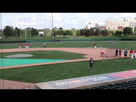 Cody Lyster - Stars Camp at University of Nebraska - Lincoln 8.2.16