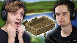 DON SPEELT WEER MINECRAFT EN BOUWT BOTEN | Minecraft 1.14 Survival [#4] met GameMeneer