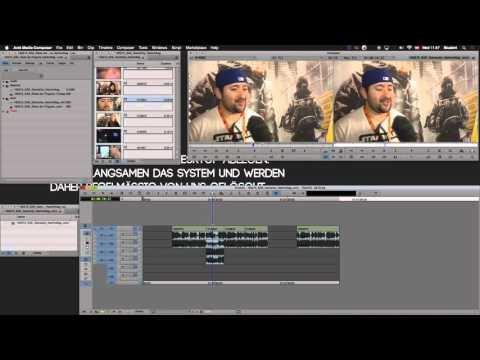 Avid Media Composer - Unterricht 1.2