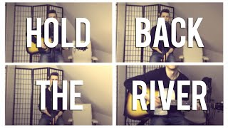 """HOLD BACK THE RIVER"" - James Bay (Acoustic Version) (Cover by KiiBeats) [HD]"