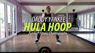 Hula Hoop - Daddy Yankee* cover *  Zumba Fitness Choreo by ionut