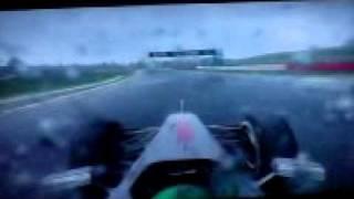 F1 2010 silverstone wet 1:28.951