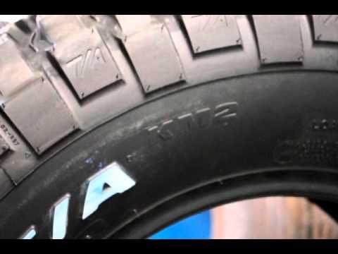 Bfg Mt 265 70 17 R17 4x4 Tyre Offroad 265 70r17 Avi Youtube
