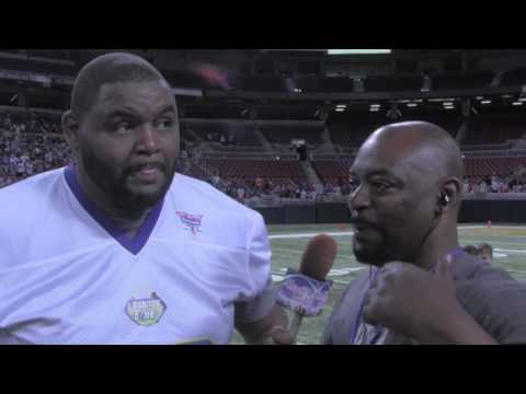 Orlando Pace - Full Interview, Legends of the Dome
