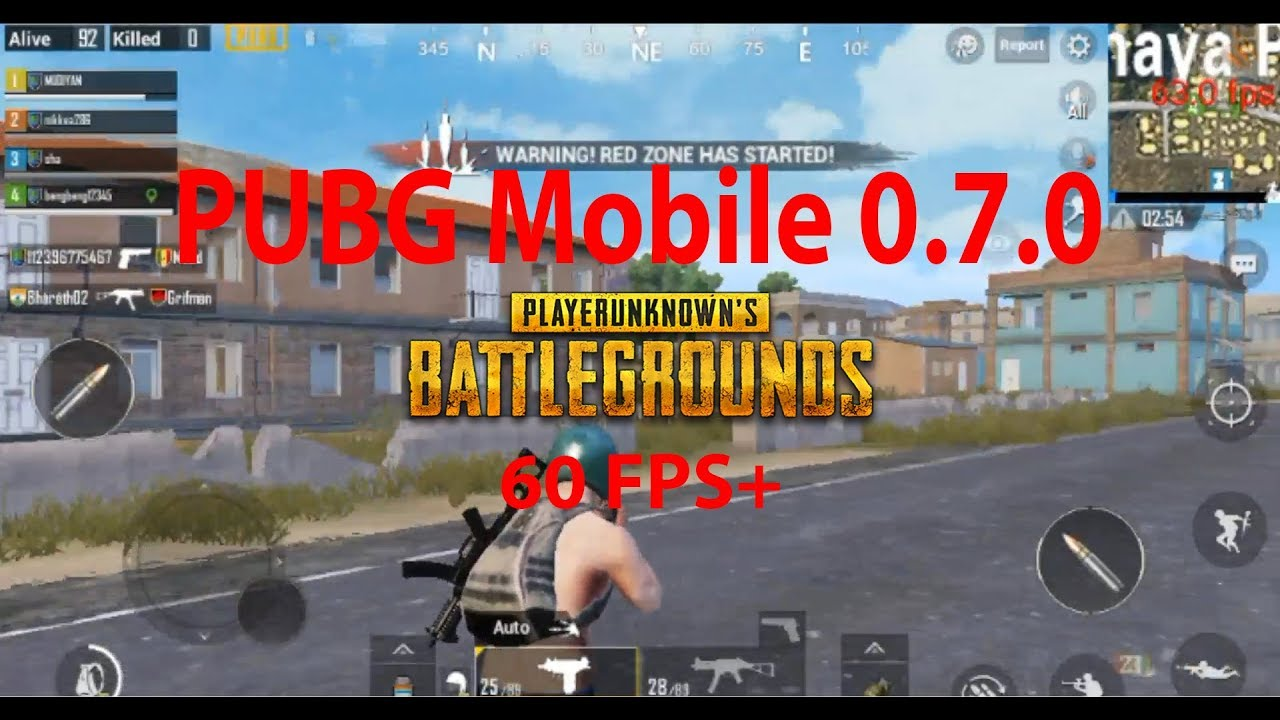 Increase Fps In Pubg Mobile And Fix The Lag: PUBG Mobile 0.7.0 Lag Fix