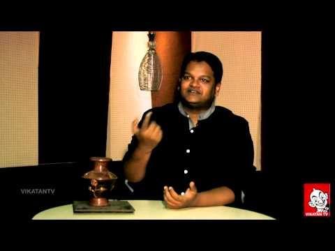 Ghibran Talks About Ilayaraja and Rahman - Ananda Vikatan Interview