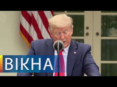 Трамп против ВОЗ через коронавирус! Кто кого | Вікна-Новини