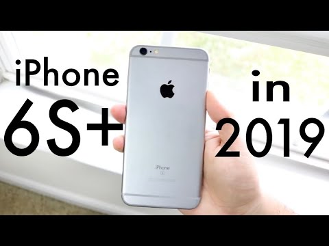 iPHONE 6S PLUS In 2019! (Still Worth It?) (Review)