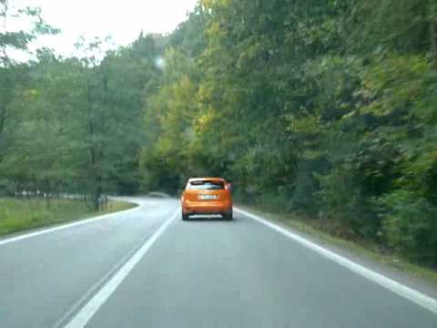 focus st vs bmw 130i m rolling run pt1 doovi