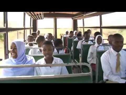 Chester Zoo's conservation education programme in Tanzania