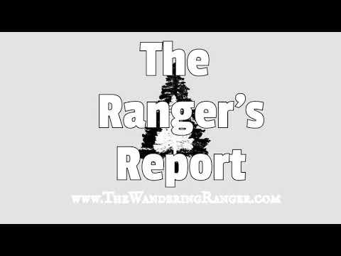 The Ranger's Report: January 2020