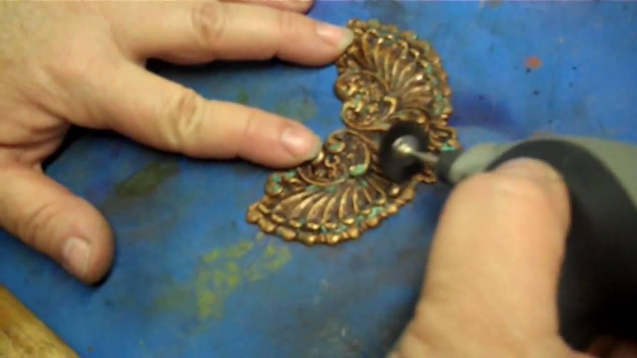 brass jewelry making