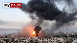 Senior Hamas commander killed in Israeli airstrike