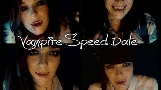 ***ASMR*** ♥ Vampire Speed Dating ♥ - Pick your Ending