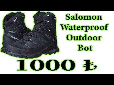Salomon Waterproof Outdoor Bot