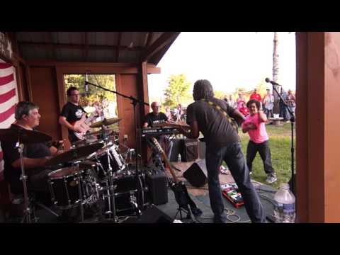 Clarence Spady Band 9-4-16 Arlo's Tavern Part 3