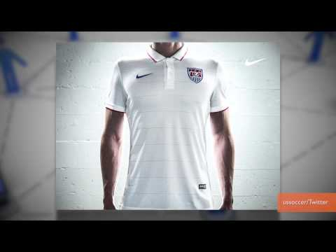 USA Reveals 2014 World Cup Jersey by Nike,  Unimpressed