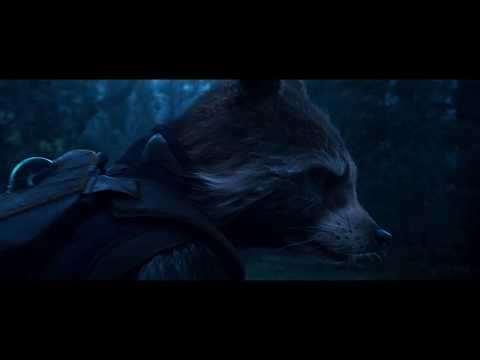Guardians of the Galaxy Vol.2: Rocket VS Ravagers HD