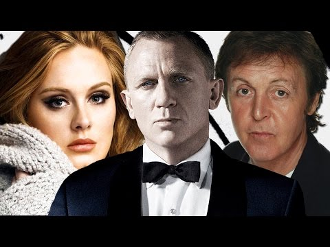 7 Best James Bond Movie Theme Songs