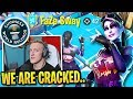 Tfue & FaZe Sway *CRACKED* World Record in Champion Division! (Tfue Spectates FaZe Sway)