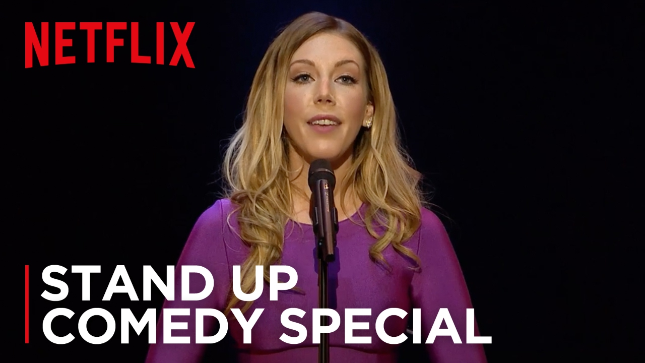 Download Katherine Ryan: In Trouble   Official Trailer [HD]   Netflix