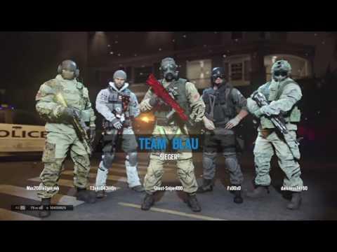 Rainbow Six Siege [Just for Fun] TGW x T3x4s  |