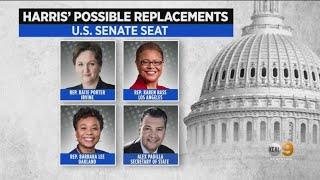 Reps. Karen Bass, Katie Porter Floated As Potential Replacements For Sen. Kamala Harris