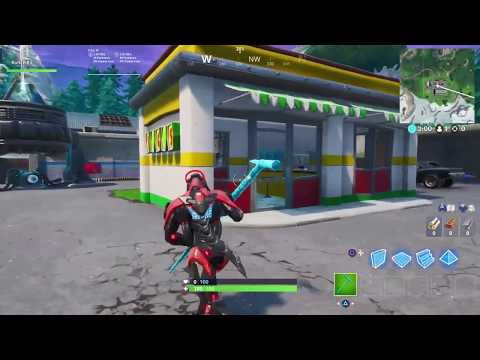 Fortnite Season X The Old Soccer Field And The New Soccer Field In Fortnite What Happened