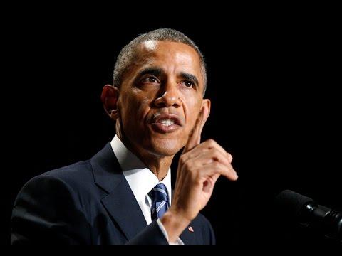 Obama Rips Terrorists Who 'Hijack' Religion For Violence