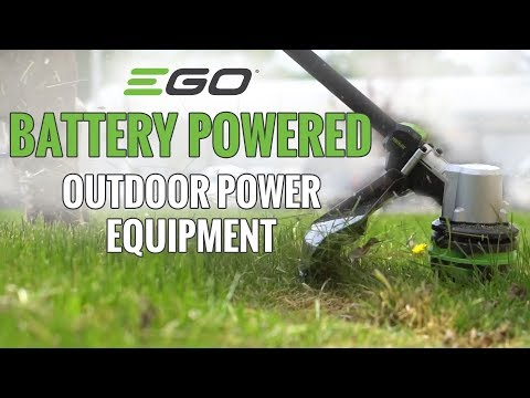 EGO Battery Powered Outdoor Power Equipment