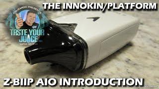 A PBusardo Video - Introducing the Innokin/Platform Z-BiiP AIO!