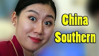 Ugly Truth ✈ China Southern Airlines review