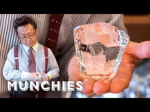 Ice Diamonds and Classic Cocktails at Bar High Five