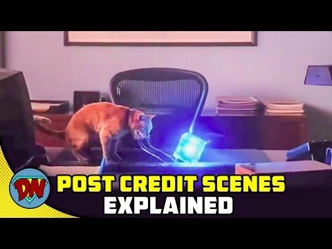 Captain Marvel Post Credit Scene | Explained in Hindi