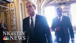 Donald Trump Takes Aim At Robert Mueller And Russia Investigation On Twitter | NBC Nightly News 2017 Video