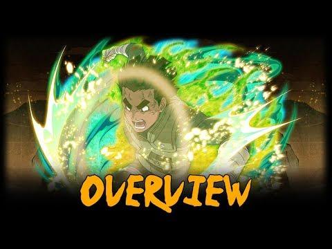 Rock Lee Fighting Spirit Overflowing - Ultimate Ninja Blazing X